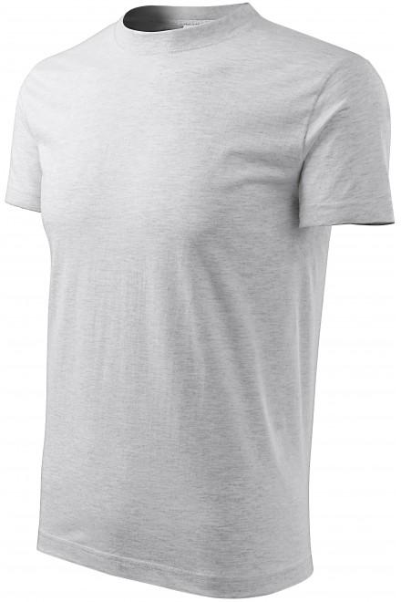 Classic T-shirt Ash melange