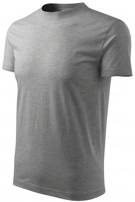 Classic T-shirt Dark gray melange
