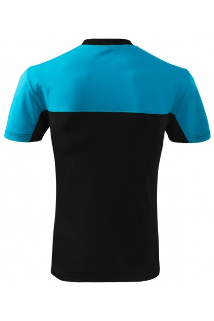 Bblue atol t-shirt with two colors