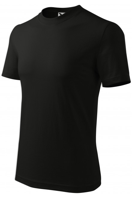 Heavyweight T-shirt Black