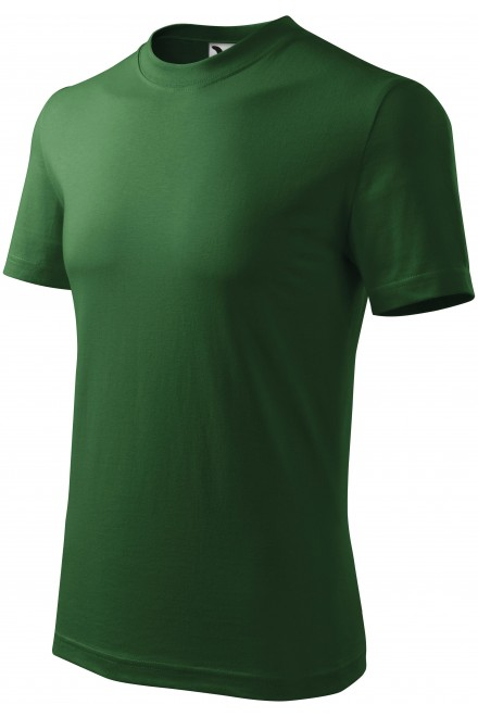 Heavyweight T-shirt Bottle green