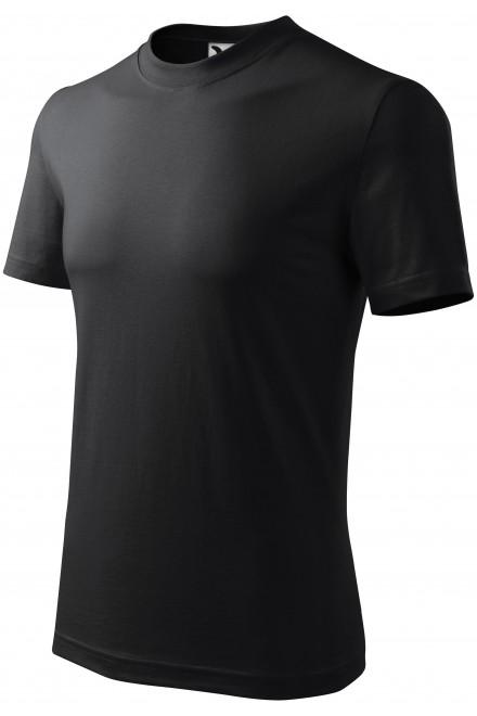 Heavyweight T-shirt Ebony gray