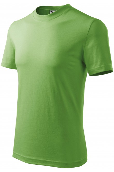 Heavyweight T-shirt Grass green