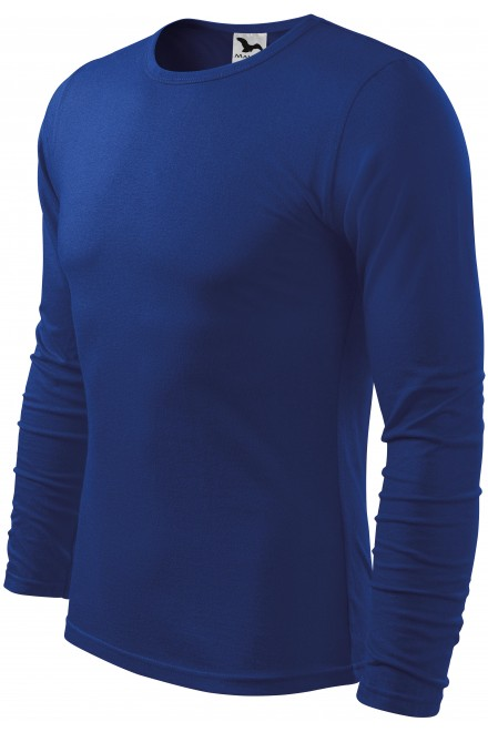 Men's long sleeve T-shirt White
