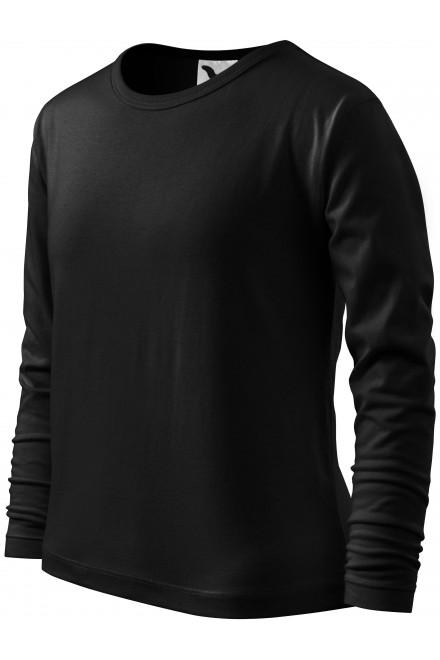 Childrens long sleeve shirt Black