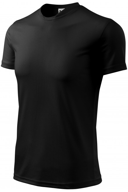 T-shirt with asymmetric neckline Bblue atol