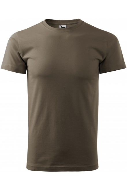Army men's simple T-shirt