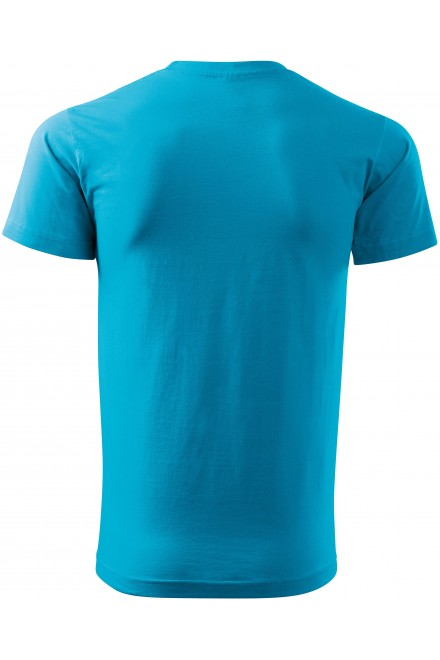 Bblue atol men's simple T-shirt