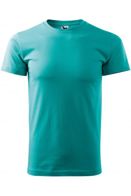 Emerald men's simple T-shirt