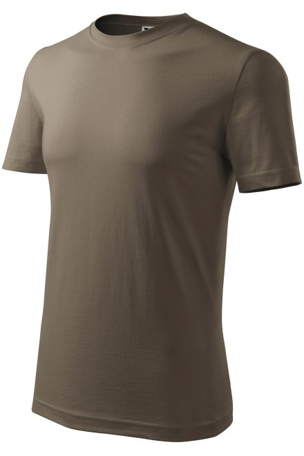 Men's classic T-shirt Army