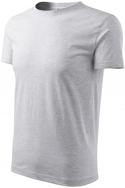Men's classic T-shirt Ash melange
