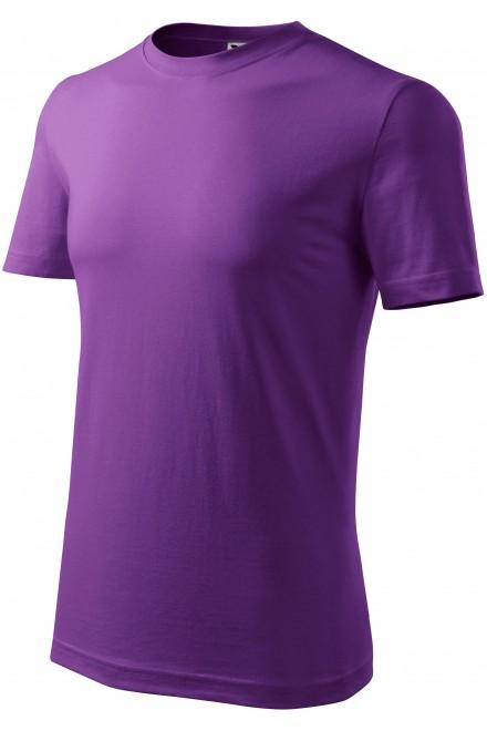 Men's classic T-shirt Purple