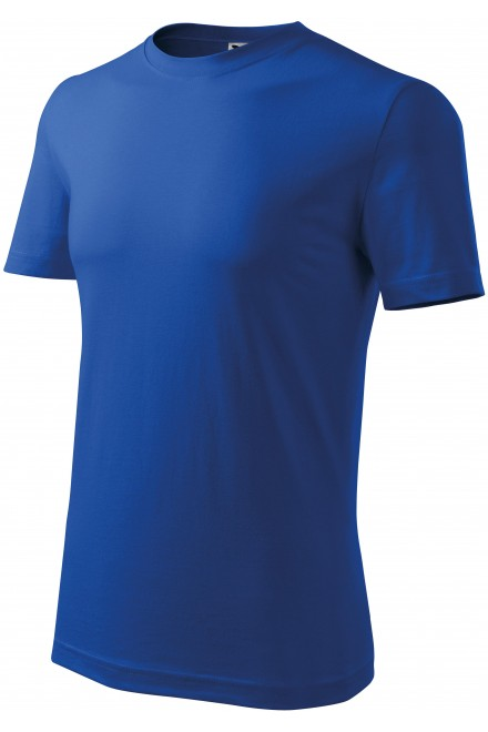 Men's classic T-shirt Royal blue