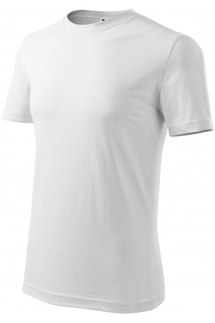 Men's classic T-shirt White