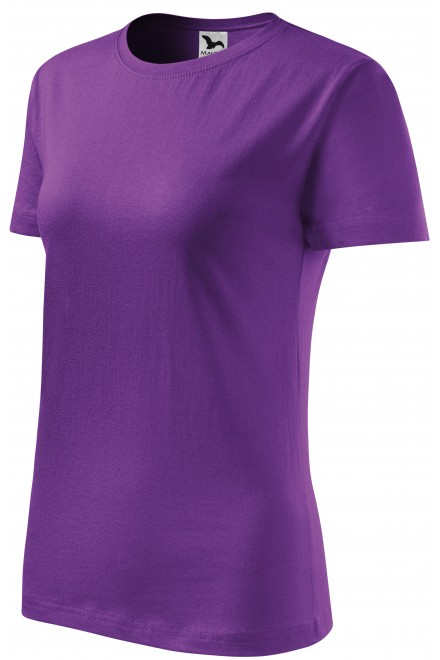 Ladies classic T-shirt Purple