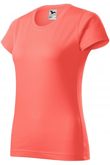 Ladies simple T-shirt