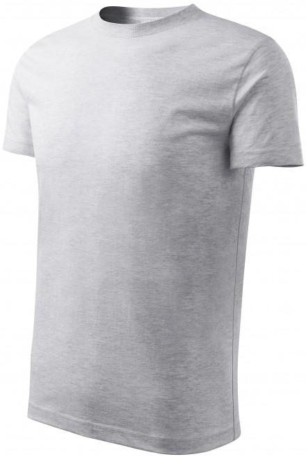 Childrens classic T-shirt Ash melange