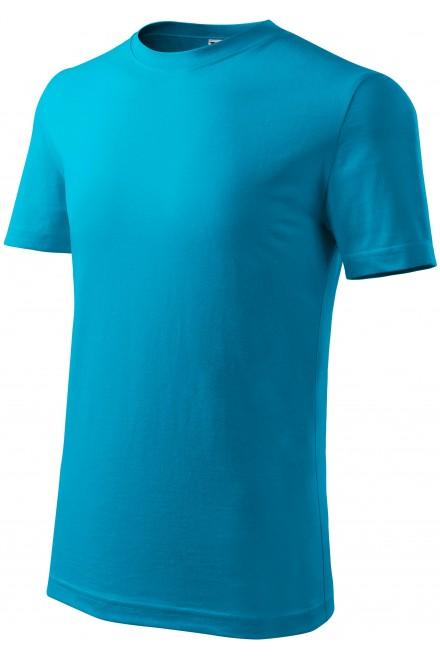 Childrens classic T-shirt Bblue atol