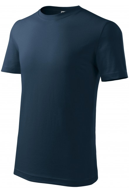 Childrens classic T-shirt Navy blue