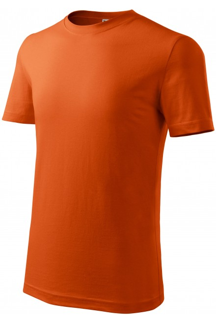 Childrens classic T-shirt Orange