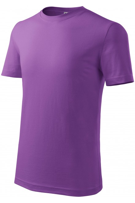 Childrens classic T-shirt Purple