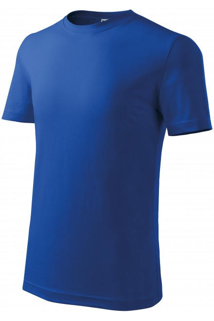 Childrens classic T-shirt Royal blue