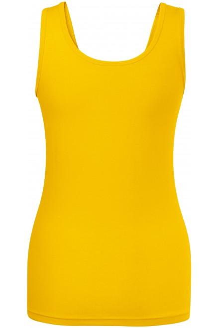 Yellow ladies singlet