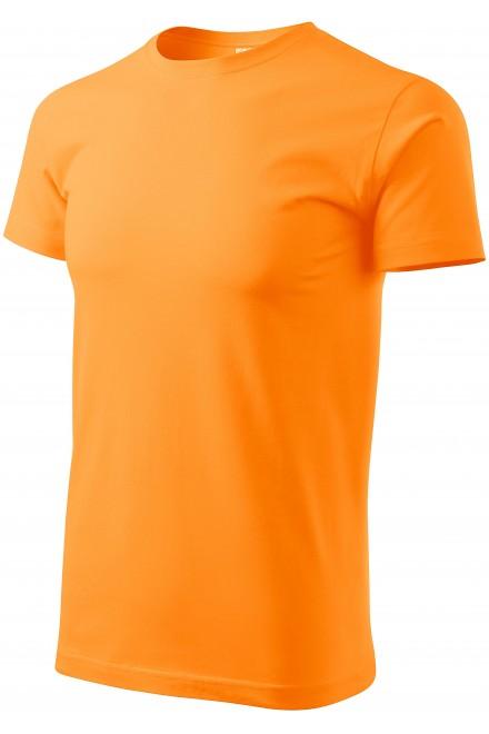 Unisex higher weight T-shirt White