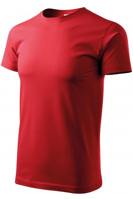 Unisex higher weight T-shirt Red
