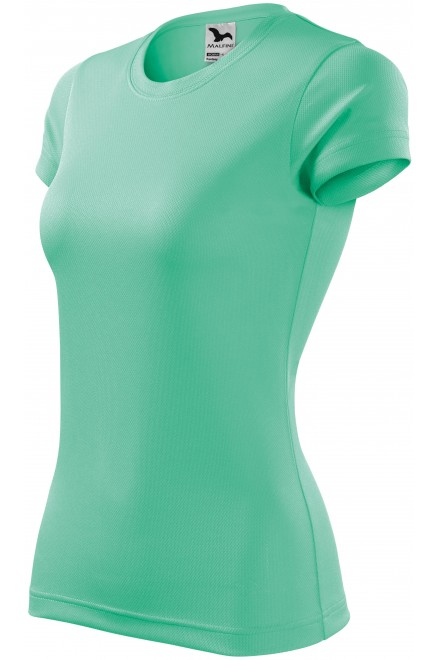 Ladies sports T-shirt Mint