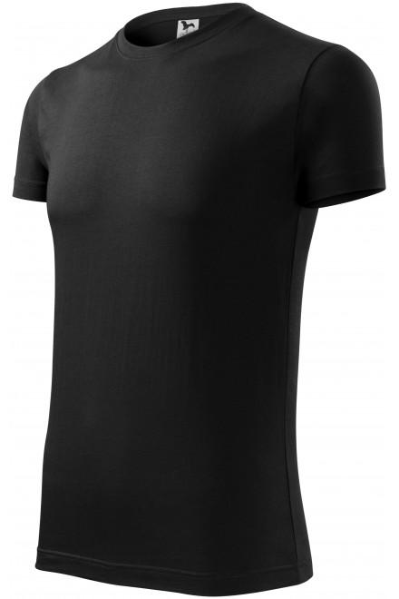 Men's fashionable T-shirt Black