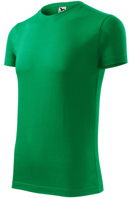 Men's fashionable T-shirt Kelly green