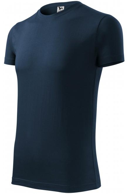 Men's fashionable T-shirt Navy blue