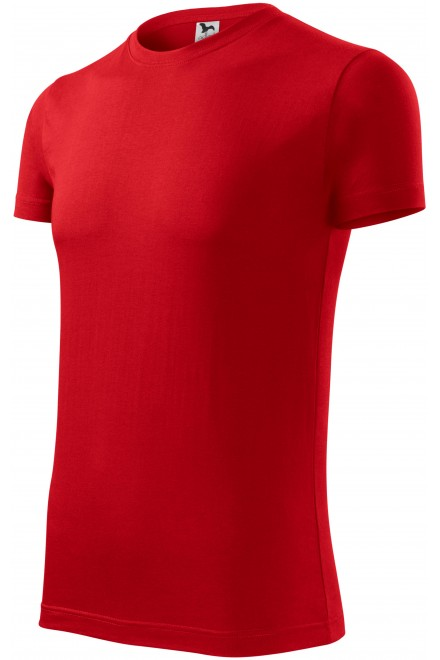 Men's fashionable T-shirt Red