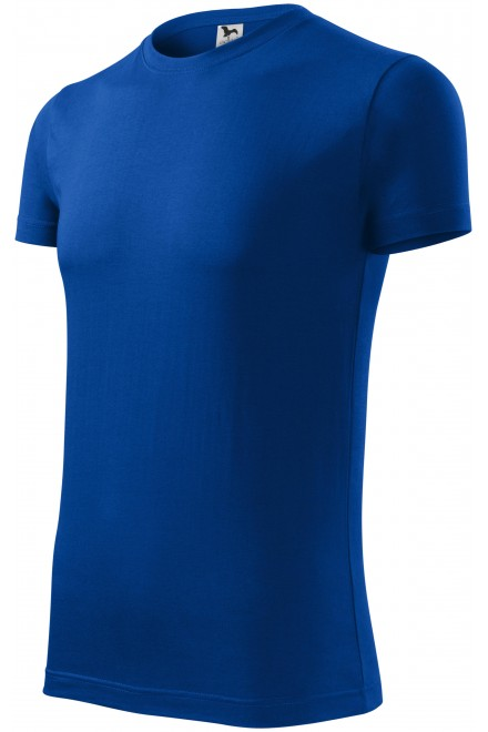 Men's fashionable T-shirt Royal blue