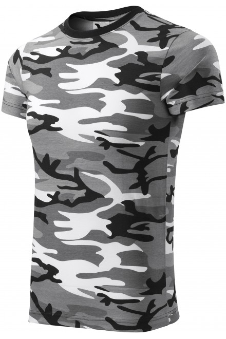 Camouflage T-shirt Camouflage gray