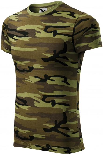 Camouflage T-shirt Camouflage green