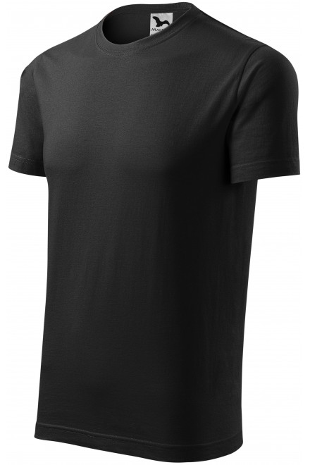 T-shirt with short sleeves Black
