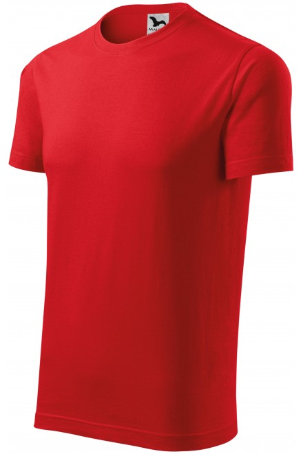 T-shirt with short sleeves Red