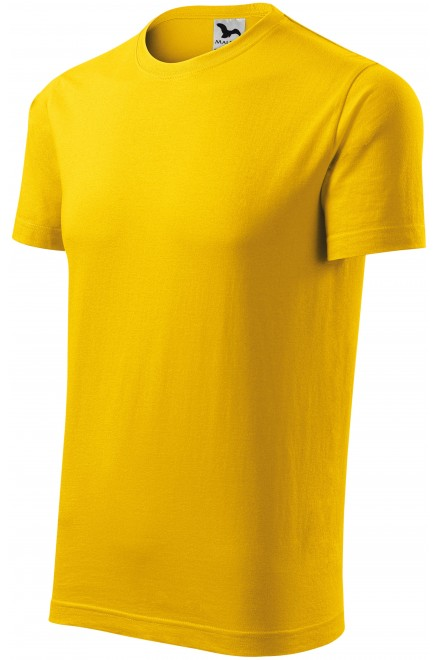 T-shirt with short sleeves Yellow