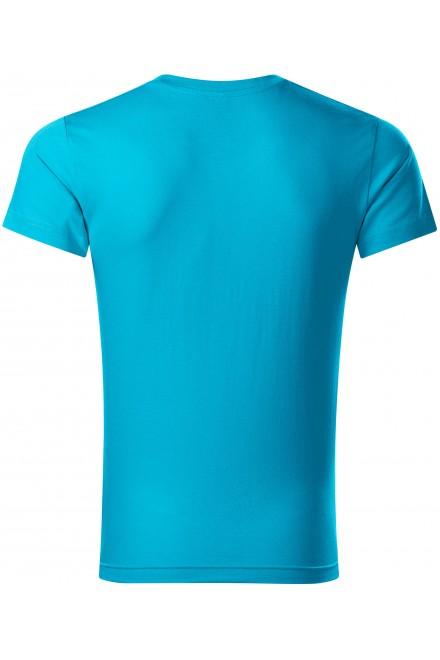 Bblue atol men's tight-fitting T-shirt