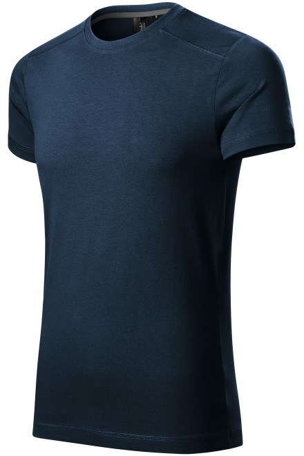 Men's T-shirt decorated Navy blue