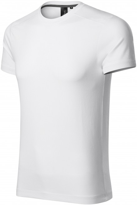 Men's T-shirt decorated White