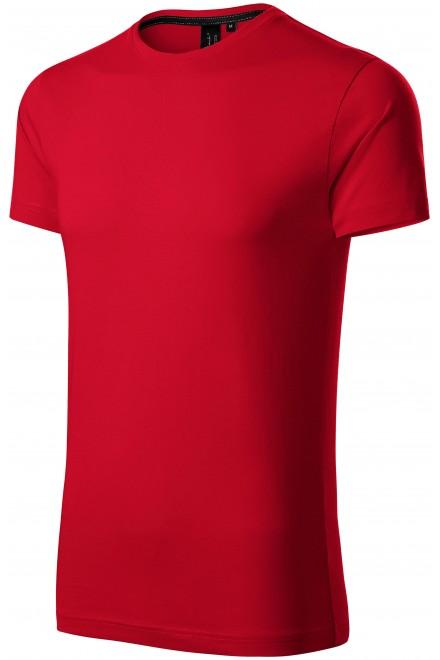 Exclusive men's t-shirt Formula red