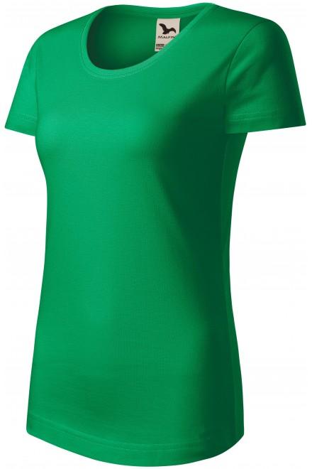 Women's T-shirt, organic cotton White