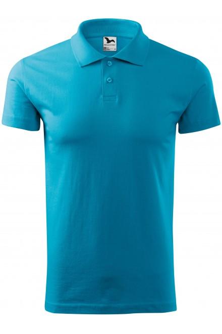 Bblue atol men's simple polo shirt, S