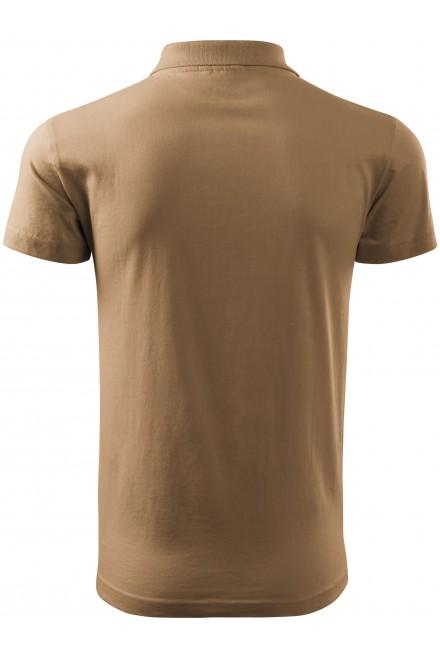 Sand men's simple polo shirt, S