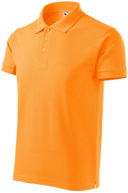 Men's heavier polo shirt