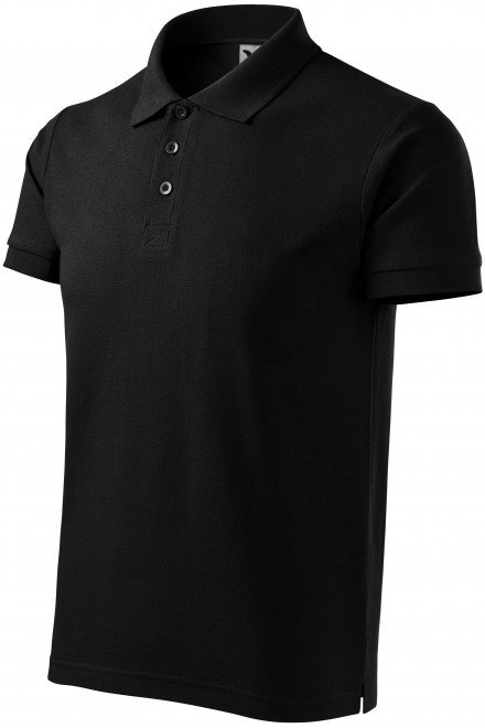Men's heavier polo shirt White