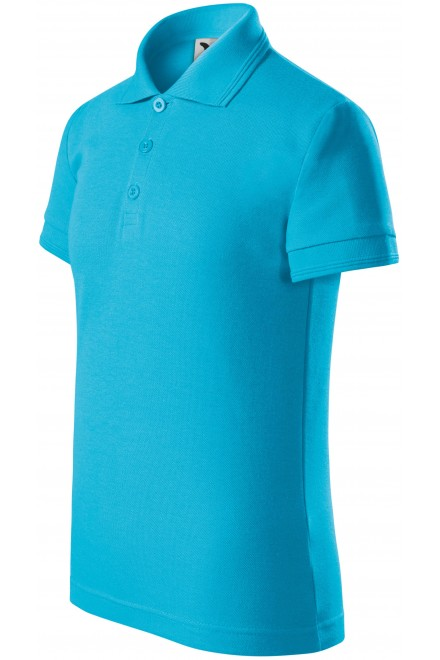 Polo shirt for children Bblue atol